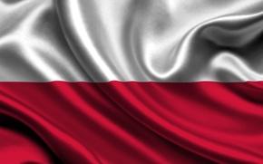 Picture flag, Poland, poland