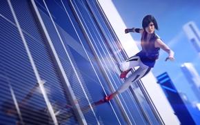 Picture Girl, Electronic Arts, DICE, Faith, Faith, EA DICE, Catalyst, Mirrors Edge: Catalyst