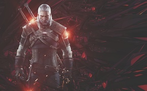 Picture The Witcher 3, The Witcher 3, Wild Hunt, The wild hunt, The Witcher