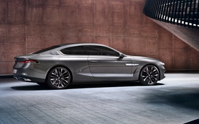 Picture car, machine, Wallpaper, BMW, Coupe, wallpapers, 2013, Gran Lusso