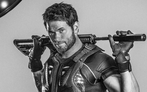 Picture machine, the expendables, look., kellan lutz, the expendables 3