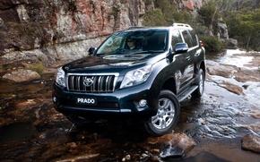 Picture Japan, Australia, Wallpaper, Jeep, Japan, Toyota, Car, Auto, Wallpapers, SUV, Land, Toyota, Cruiser, Cruiser, Lend, ...