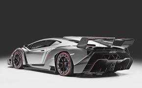 Picture machine, Lamborghini, supercar, beautiful, exclusive, hypercar, 2013, Veneno