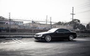 Picture Mercedes Benz, tuning, vossen, CL55