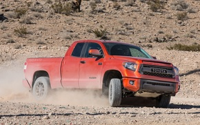 Picture Toyota, Double, TRD, Tundra