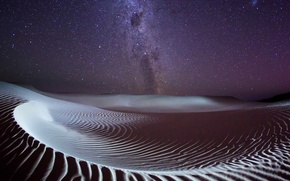 Wallpaper stars, night, The Milky Way, South Australia, the Eyre Peninsula, Sleaford Bay