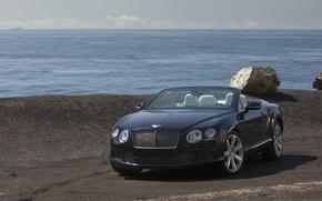 Picture sea, Bentley, dark