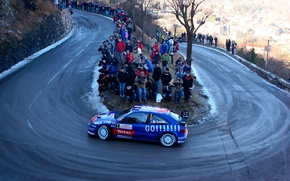 Picture Citroen, Citroen, Loeb, WRC, Rally, Monte Carlo, Xsara, Ksara
