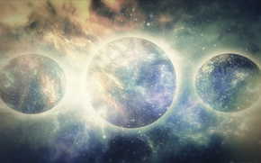 Picture space, planet, stars, galaxy, space, stars, planets, planet, galaxy