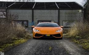 Picture Lamborghini, Car, Auto, Italian, Huracan