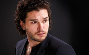 Picture photoshoot, Los Angeles Times, Kit Harington, for the newspaper