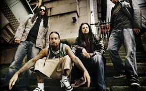 Picture Metal, metal, Grain, Korn, KoЯn, alternative metal, nu metal