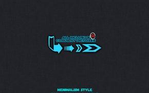 Picture minimalism, alexcano, all inclusive