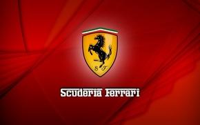 Picture Ferrari, Logo, Sport