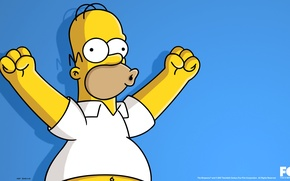 Picture The simpsons, The Simpsons, Homer Simpson, Homer Simpson, Uhuuuuuuu