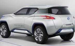 Picture Concept, Nissan, TERRA