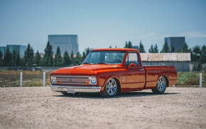 Picture Chevrolet, 1970, C10, Suspension, Accuair