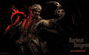 Picture RPG, Darkest Dungeon, Red Hook Studios, occultist