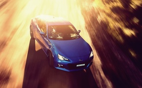 Picture Subaru, drift, jdm, side, brz