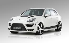 Picture Porsche, 2012, Porsche, Cayenne, Cayenne, 958, I Design, Progressor