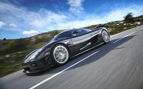 Wallpaper road, speed, koenigsegg ccx products