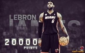 Picture The ball, Sport, Basketball, Tattoo, NBA, LeBron James, Miami Heat, Player