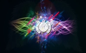 Picture Music, Logo, Crown, Ministry of Sound