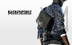 Picture Ubisoft, San Francisco, Game, Phone, Marcus, Marcus Holloway, Watch Dogs 2, DedSec