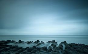 Picture horizon, Italy, Italy, blue sky, blue sky, horizon, Lazio, Ladispoli, Lazio