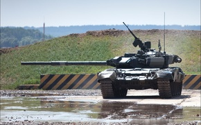 Wallpaper pride, t-90, Russia, tank, power