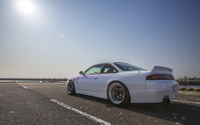 Picture Nissan, Sky, Sun, Tuning, JDM, 240SX