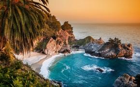 Picture california, landscapes, california pacific ocean