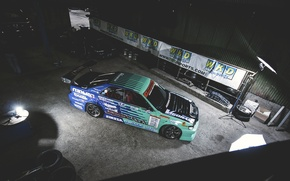 Picture garage, drift, toyota, Toyota, chaser, chaser