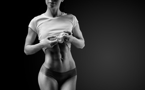 Picture healthy food, exercise, diet, abs, fitness