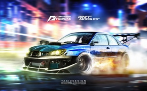 Picture Game, Tuning, Pagani, Need for Speed, Cars, Side