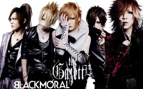 Picture music, japan, Kai, Aoi, j-rock, To uruh, Visual kei, The GazettE, Reita, blackmoral, Ruki