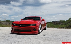 Picture Chevrolet, Camaro, tuning, vossen, VVSCV5