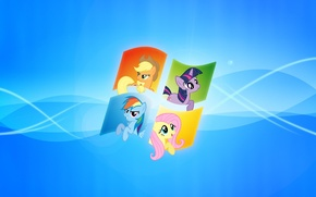 Picture Windows, Pony, Brony