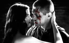 Picture Woman, Josh Brolin, Sin City:A Dame to Kill For, worth killing, Eva Green, Dwight McCarthy, …