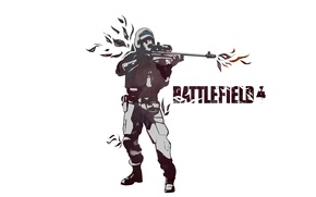 Picture Battlefield, Game, Recon, Battlefield 4