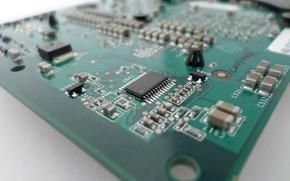 Picture Macro, Hi-Tech, Chip