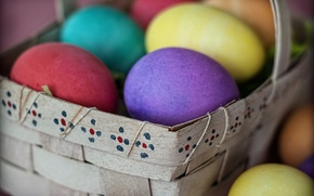 Picture background, holiday, eggs