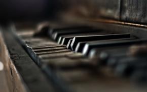 Picture macro, music, piano