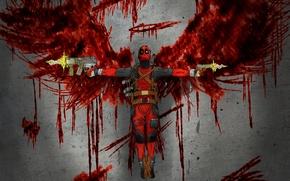 Picture Gun, Deadpool, Marvel, Deadpool, Wade Wilson