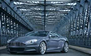 Wallpaper design, Aston Martin, DBS