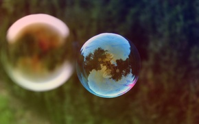 Picture color, background, widescreen, Wallpaper, mood, blur, bubbles, wallpaper, widescreen, background, full screen, HD wallpapers, bubble, …
