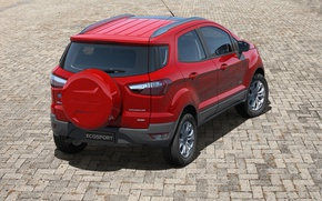 Picture Ford, crossover, EcoSport
