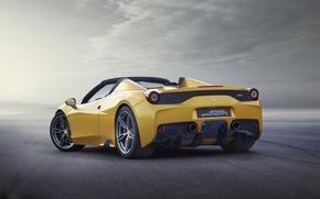 Picture Ferrari, 458, 2015, Speciale A