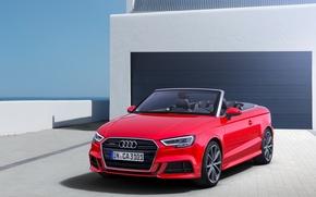 Picture Audi, Audi, convertible, Cabriolet