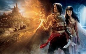 Wallpaper movie, Prince of Persia